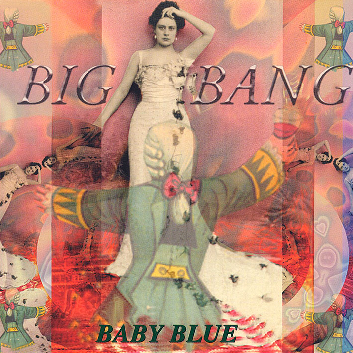 Big Bang: Baby Blue Cover