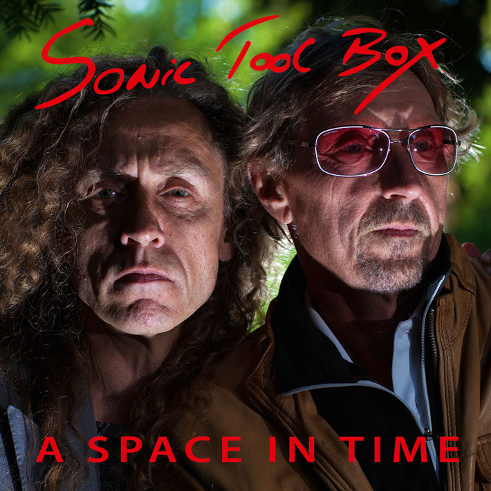 Sonic Tool Box: A Space in Time - cover