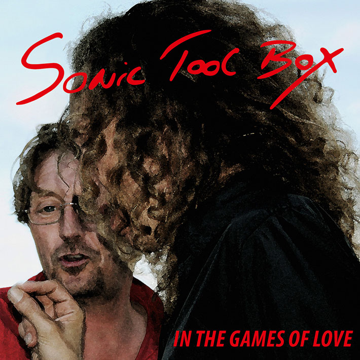 Sonic Tool Box: In the Games of Love - cover