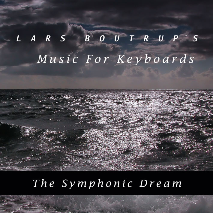 Music for Keyboards: The Symphonic Dream - cover